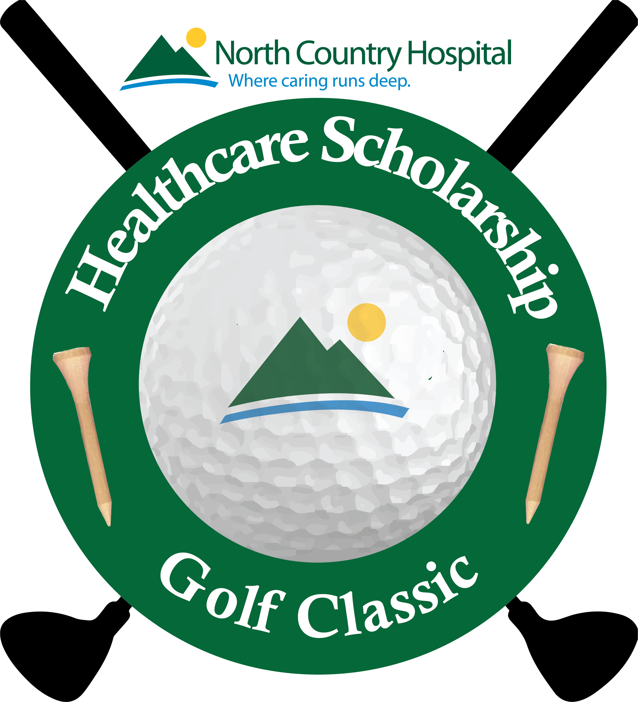 Golf clip tournament.  th annual healthcare graphic royalty free library