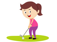 Golf clipart. Sports free to download