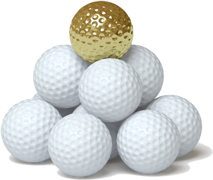 Golf club with ball png. Download image transparent and