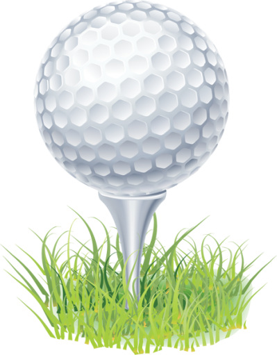 Golf club with ball png. Course dlpng clipart