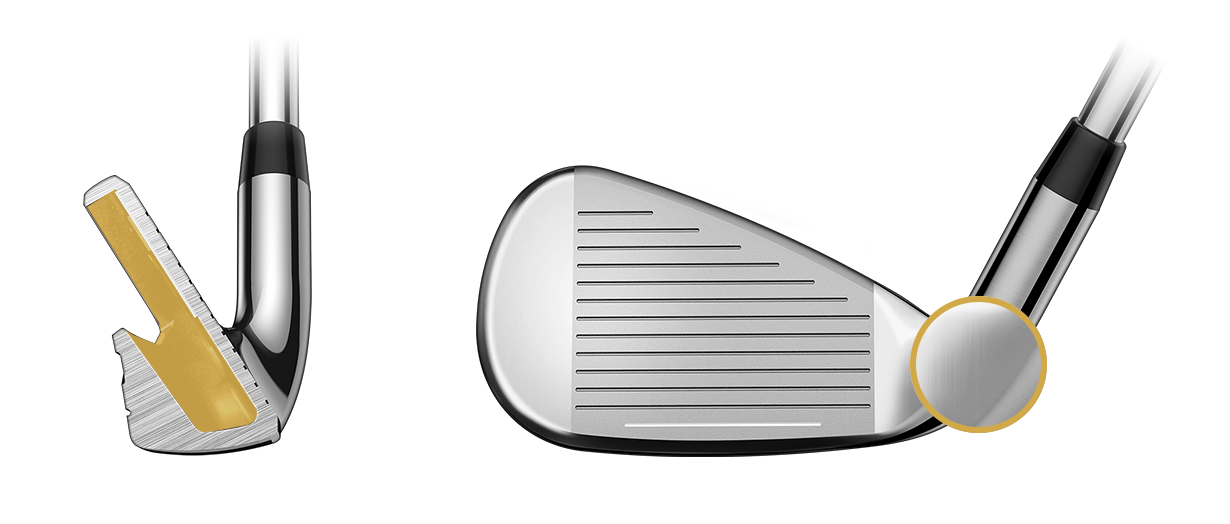 Golf club head png. F max irons cobra