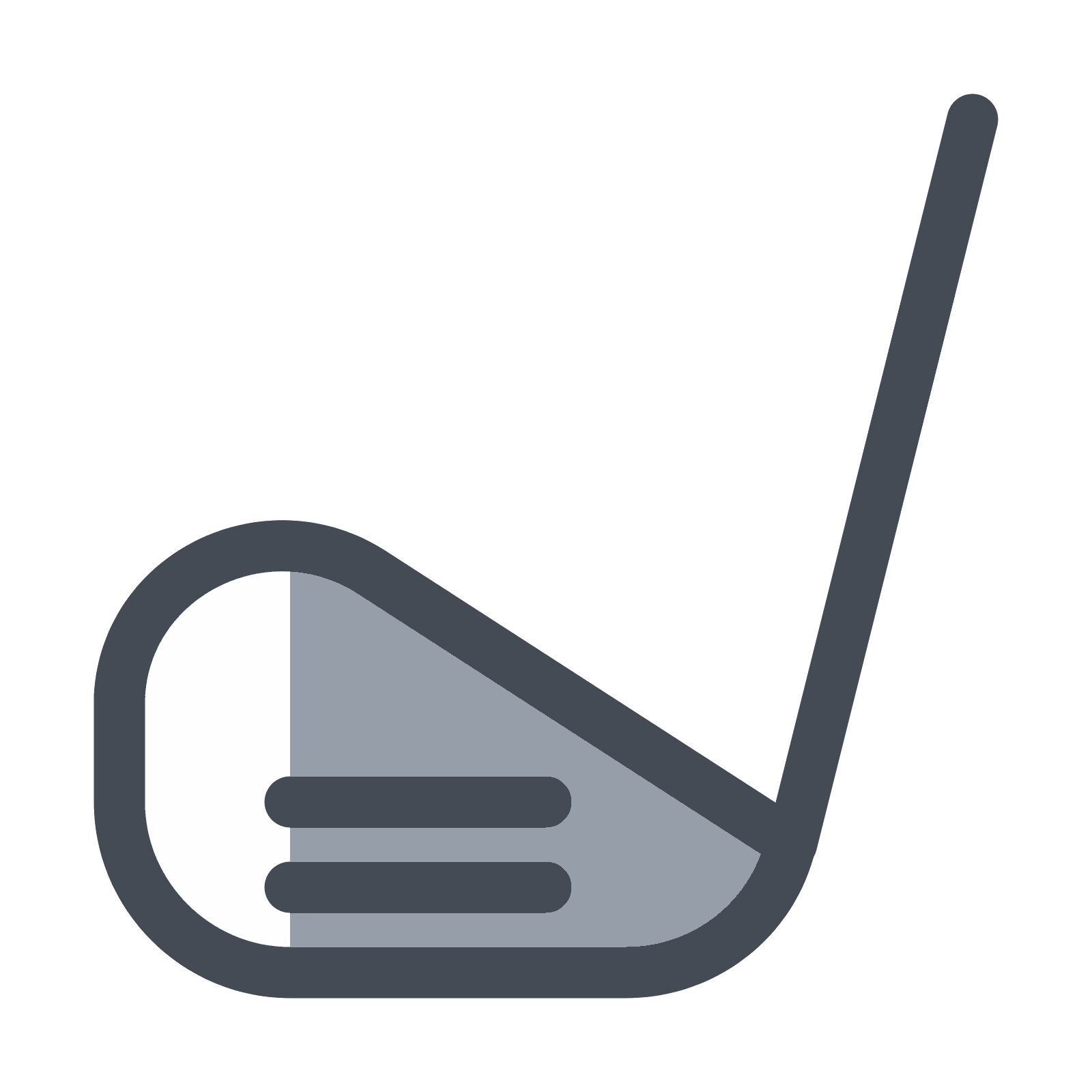 Golf club png. Icon free download and