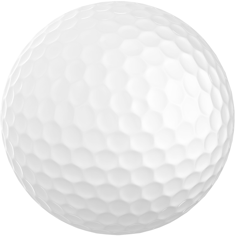 Golf club with ball png. White dancing rabbit course