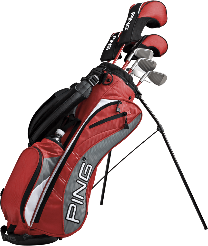 golf bag png