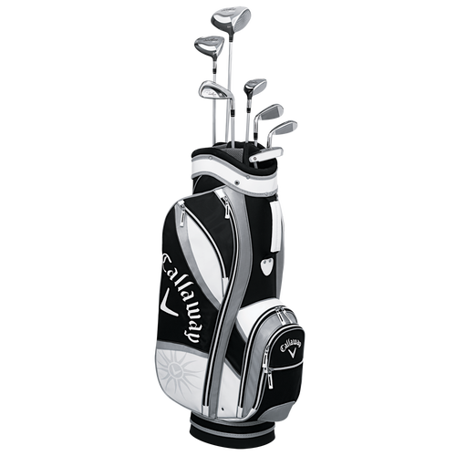 Golf clubs png. Callaway solaire gems piece