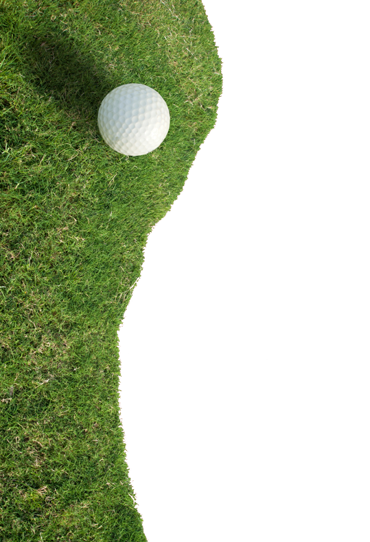 Golf green png. High quality image arts