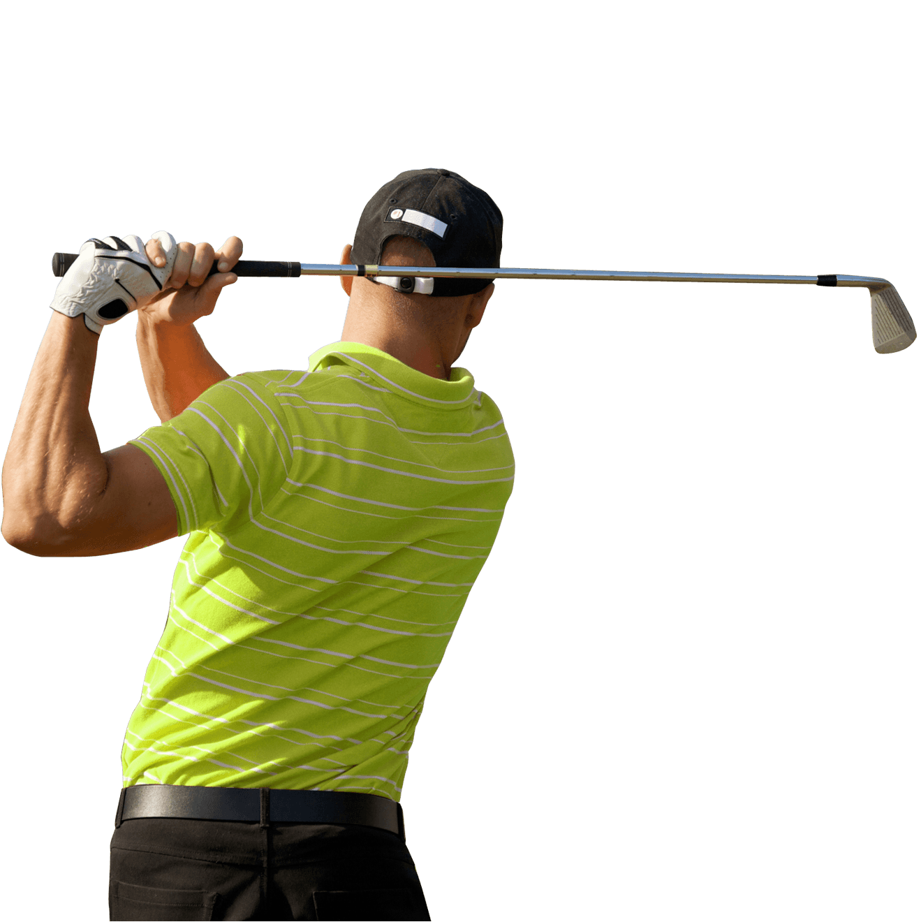 golf swing png
