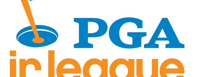 Golf with your friends logo png. Pga jr league at