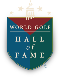 Golf word png. World hall of fame