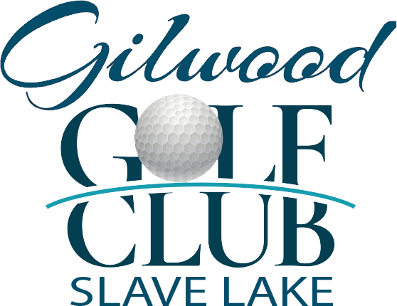 Golf word png. Slave lake gilwood country