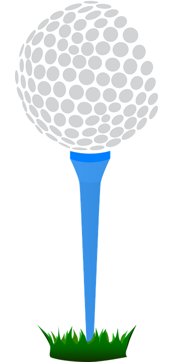 Golfball vector black and white. Golf ball graphic image