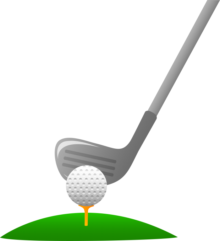 Club vector golf ball. Png clipart psd peoplepng