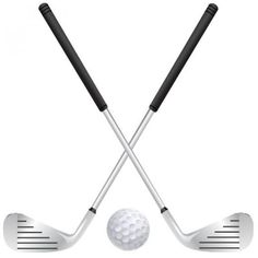 Golfer clipart gold club. Golf pattern use the