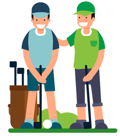 Golfing clipart golf lesson. Best tips ever update