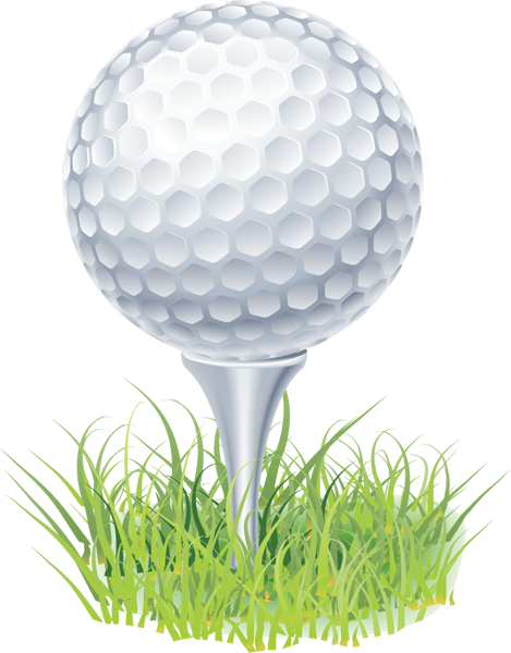Golfball vector cartoon. Free golf champion cliparts