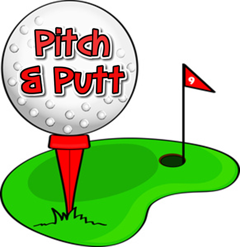 Putt deer park howth. Golfing clipart pitch vector freeuse library