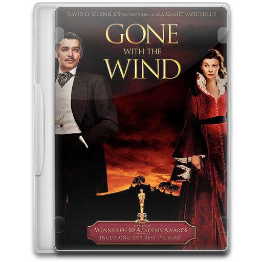 gone with the wind png