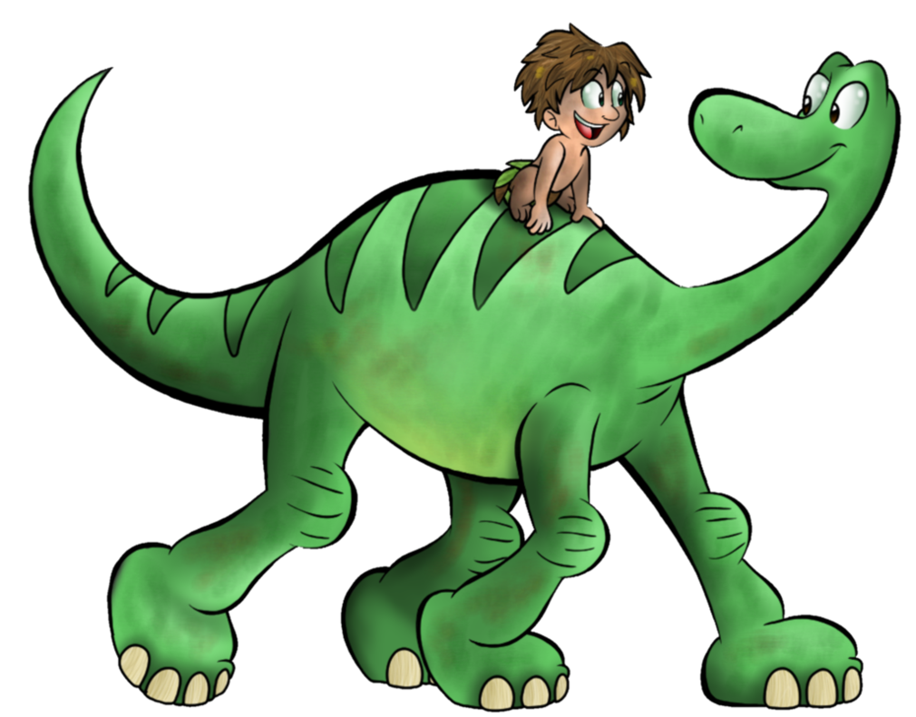 Good dinosaur png. The by luigiyoshi on