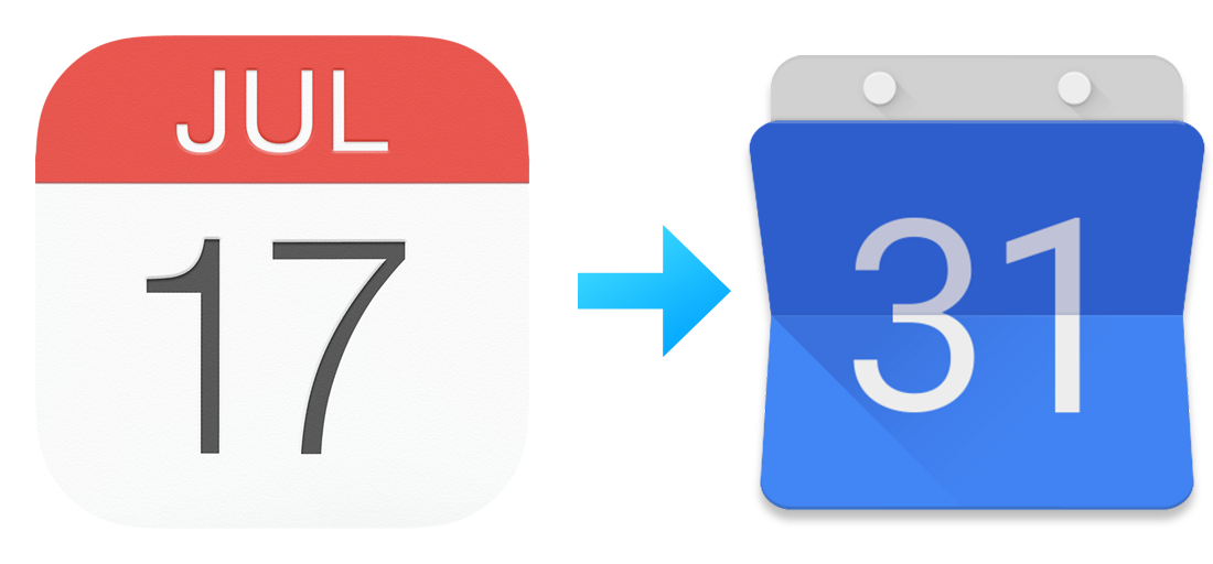 Google calendar png. How to move your