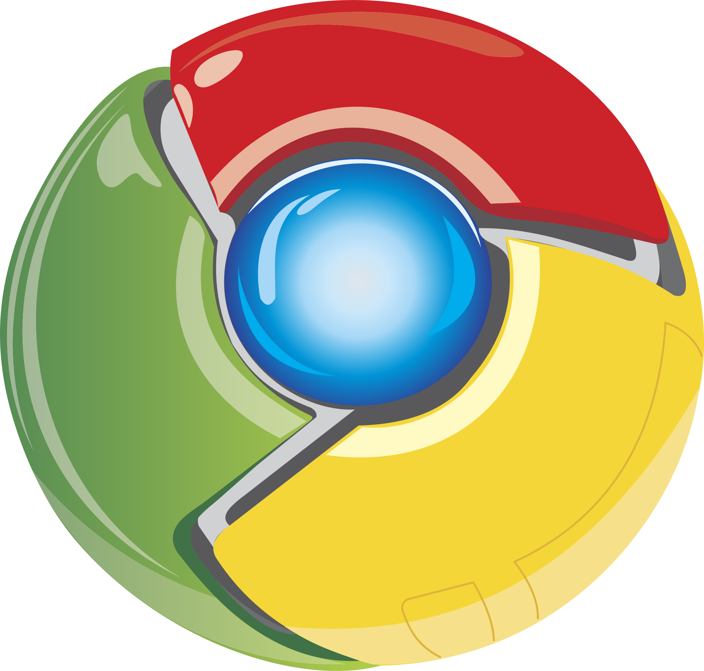 Google chrome png. Logo transparent svg vector