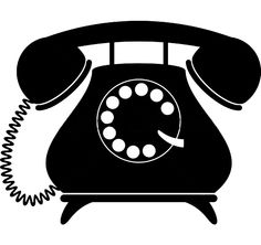 Google clipart old. Fashioned telephone search crafts