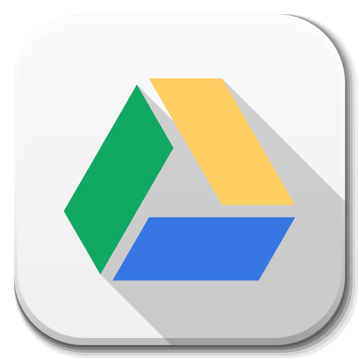 Google drive icon png. Apps b flatwoken iconset