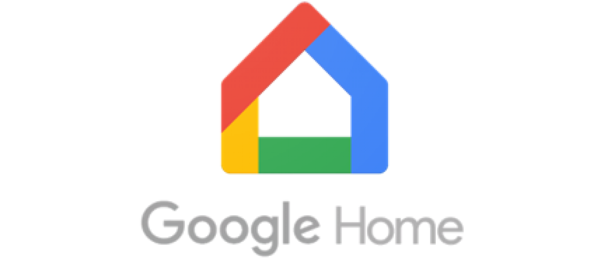 Google Home Logo Transparent & PNG Clipart Free Download - YWD