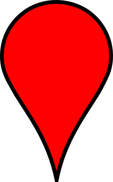 Google map pin icon png. Maps blank clip art
