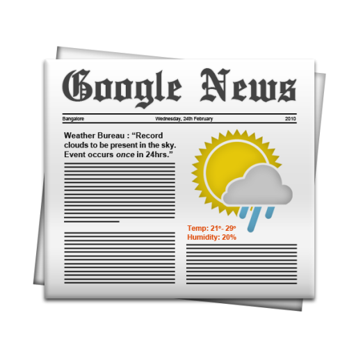 Google news icon png. Weather clipart image iconbug