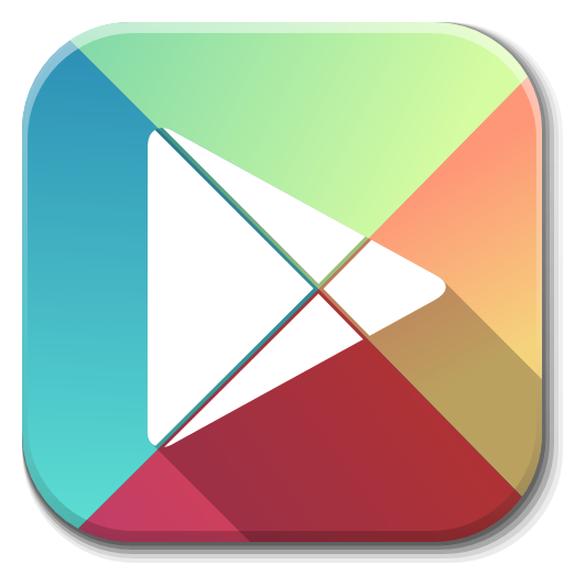 Google play icon png. Apps flatwoken iconset alecive