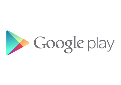 Google play logo png white. Store apps draw new
