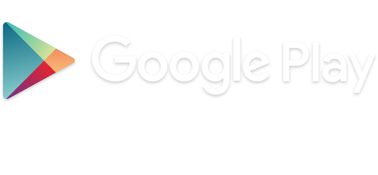 Google play logo png white. Track your android app