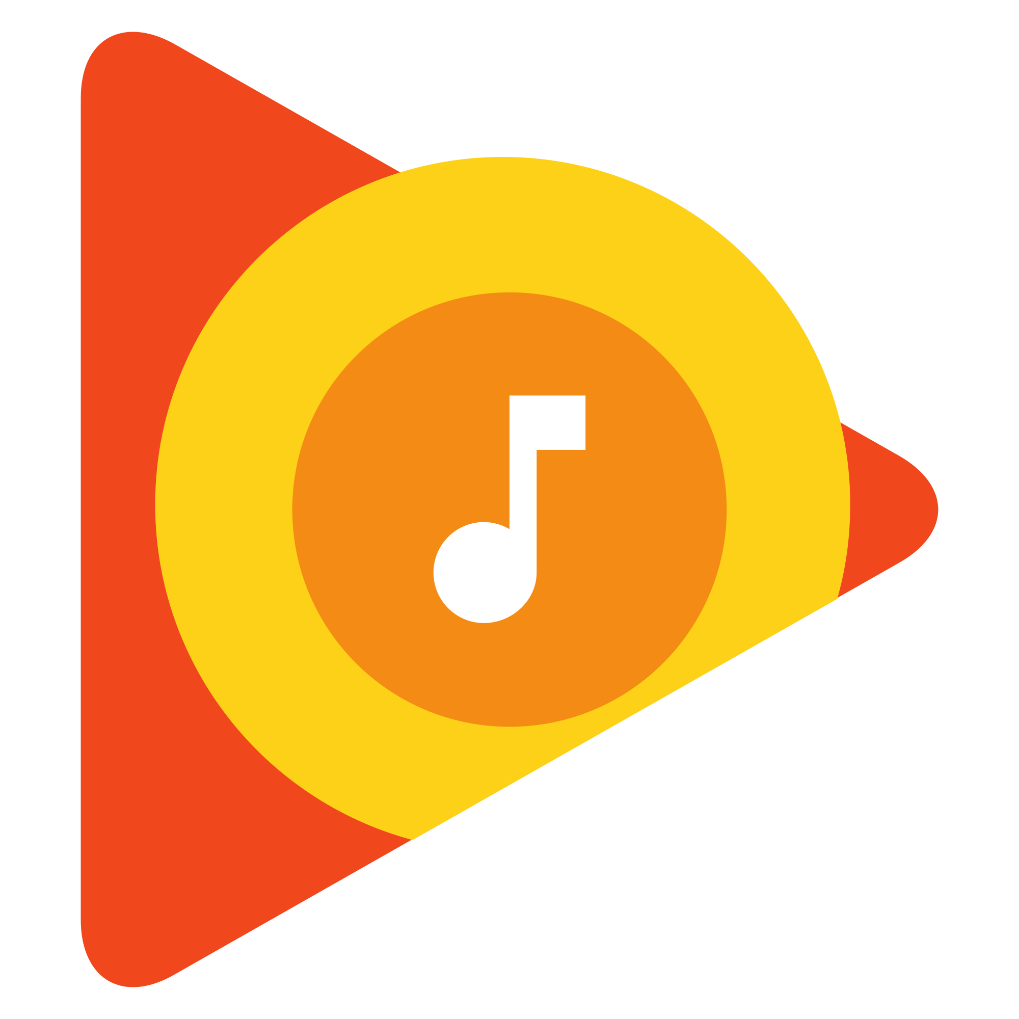 Google play music logo png. File triangle svg wikimedia
