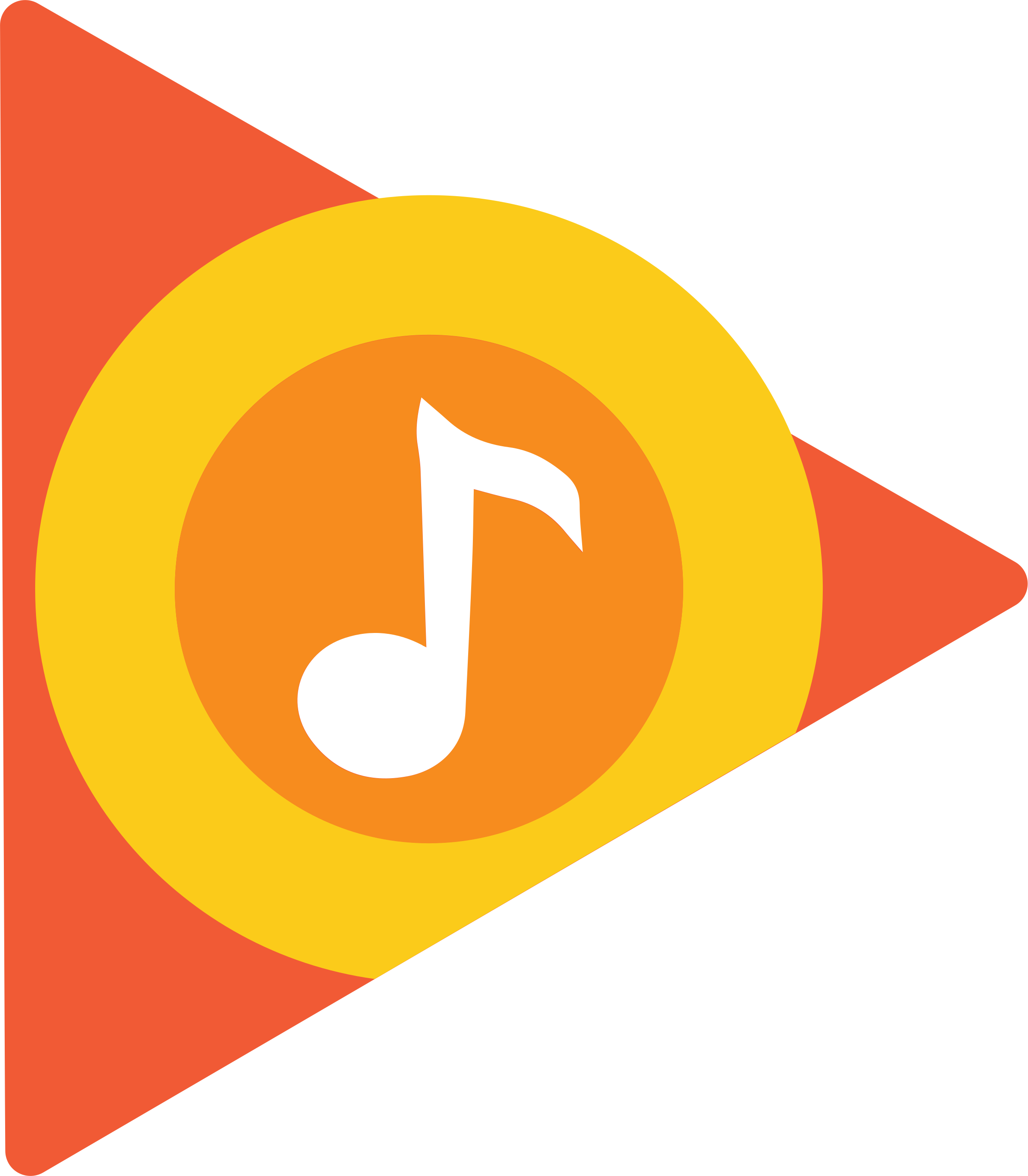 Google play music logo png. Transparent svg vector freebie