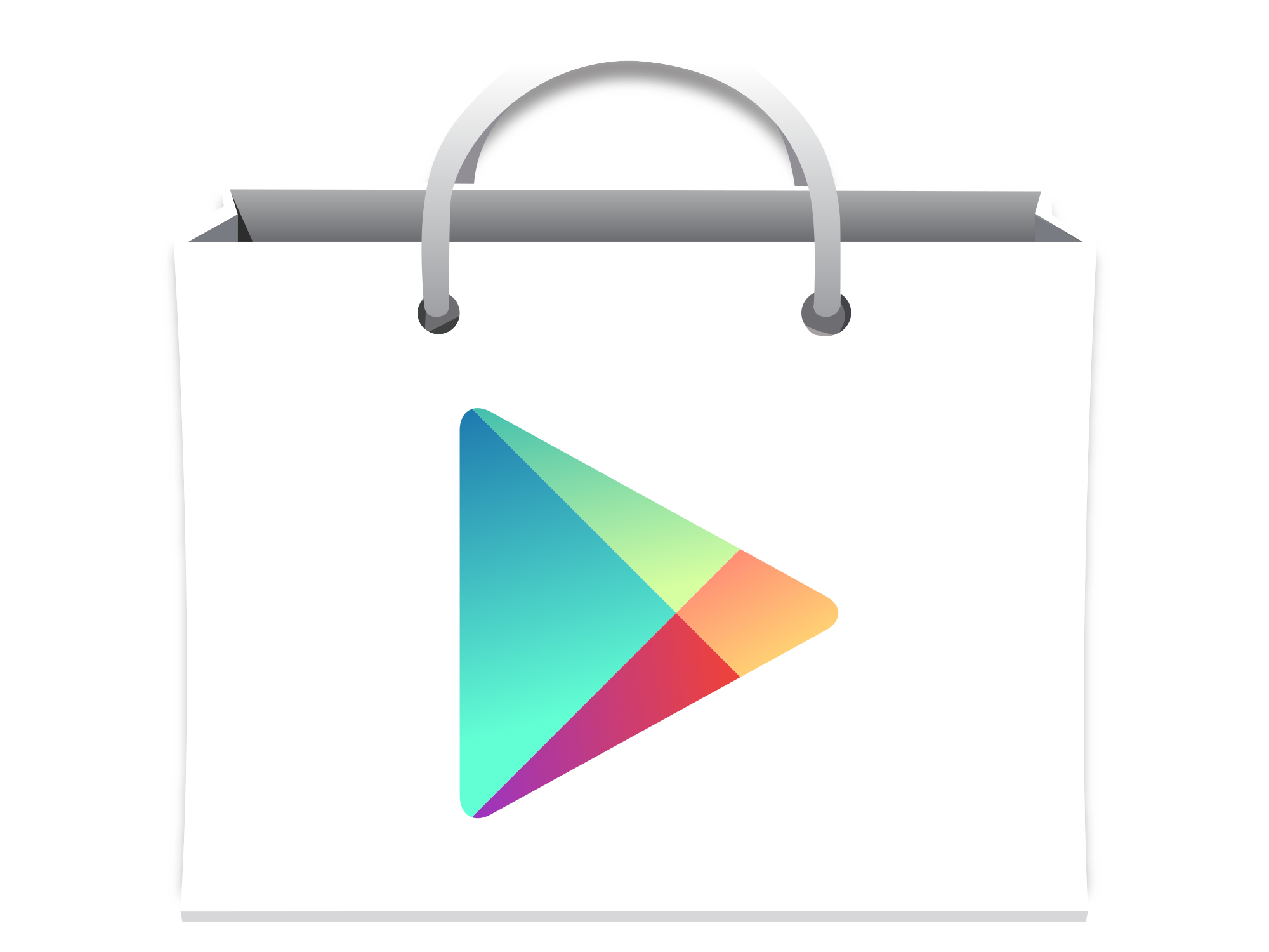 Google play store logo png. File svg wikimedia commons