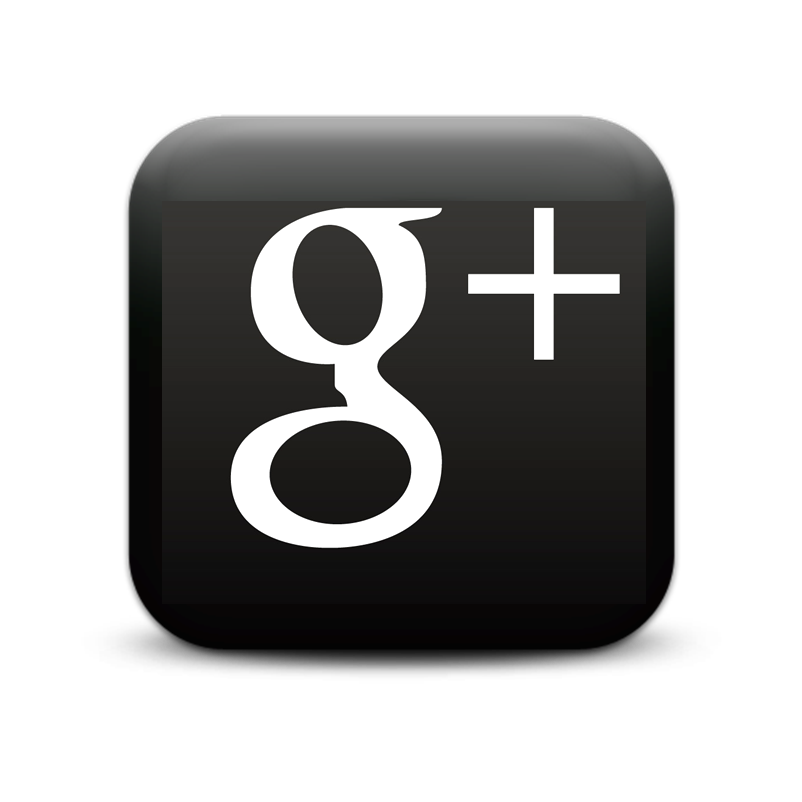 Google plus logo black and white png. Images icon design in