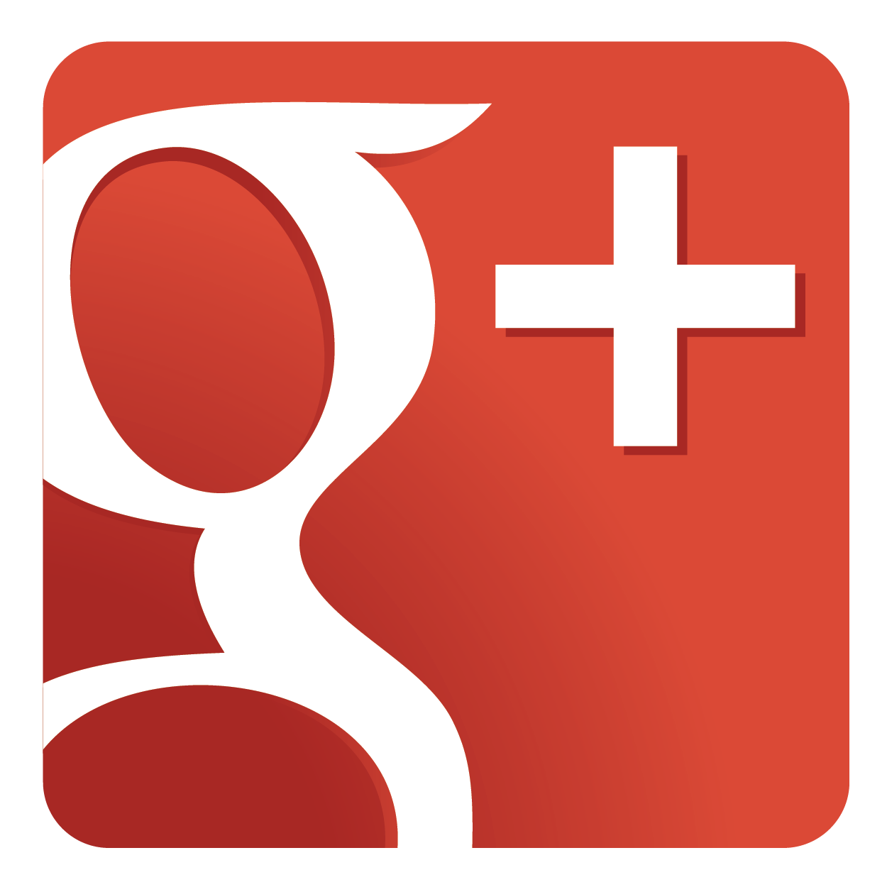 Official google plus logo png