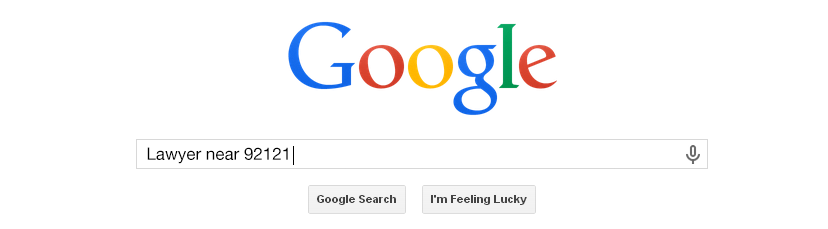 Google search bar png. Law firm local seo