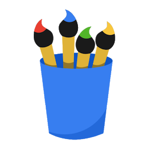 Googlr drawing fun. Android apps on google