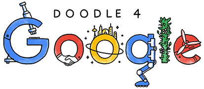 Googlr drawing future. Collection of google