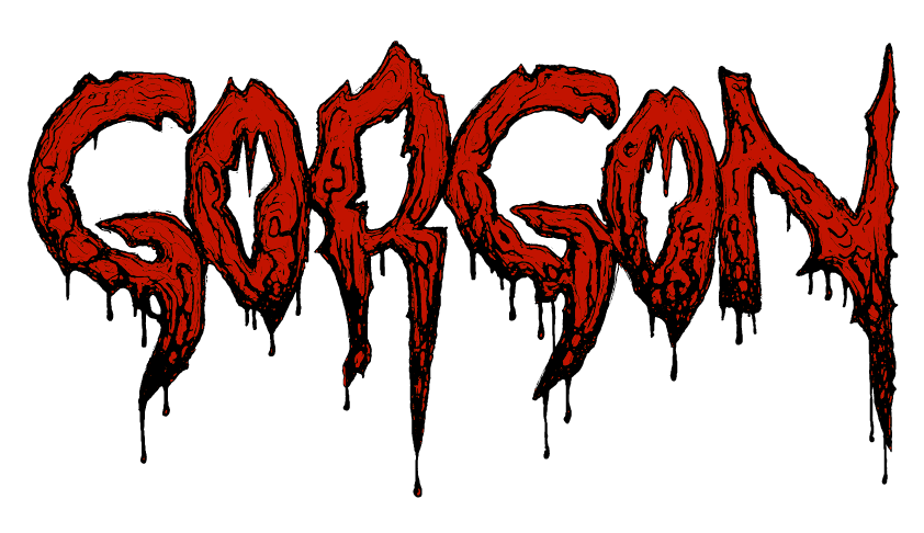 Gorgon drawing three. Osmose productions extreme music