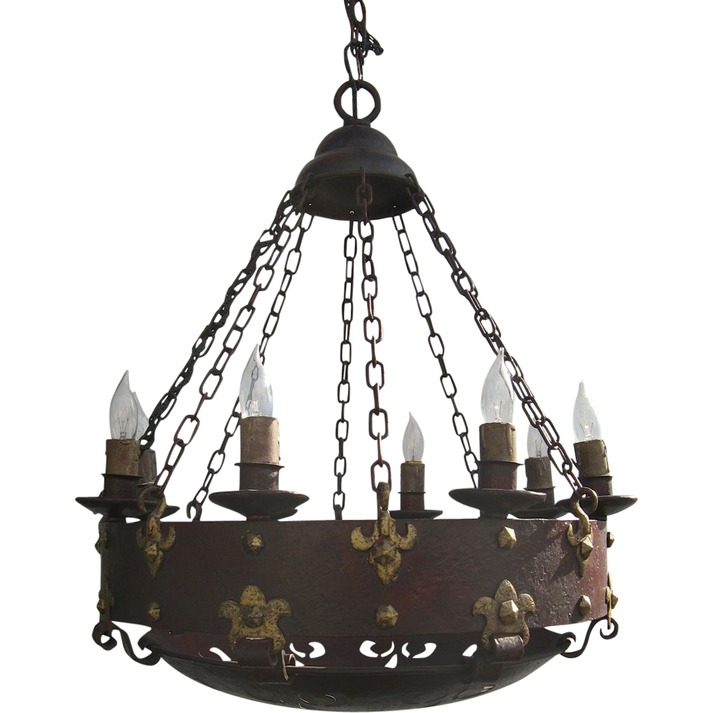 Gothic chandelier png. Wonderful arts and crafts