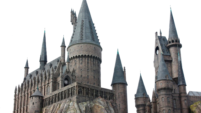 Gothic vector castle. Halloween graphics castlepng