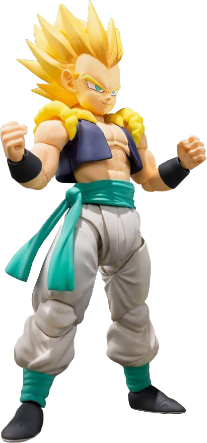 Gotrunks statue png. Dragon ball z super