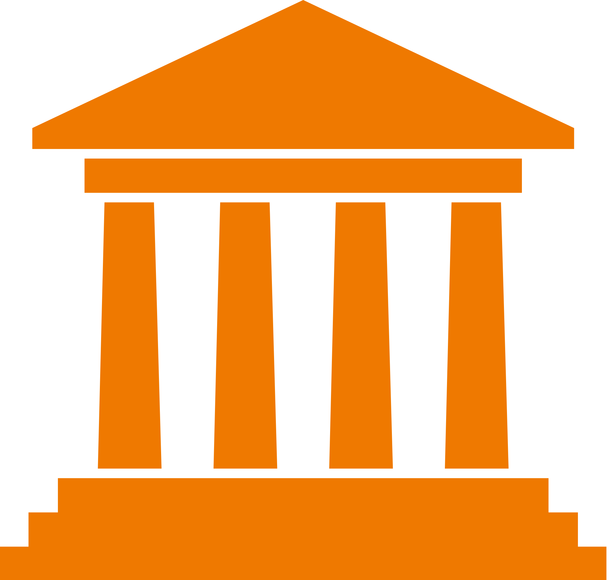 Column clipart svg. File government icon wikimedia