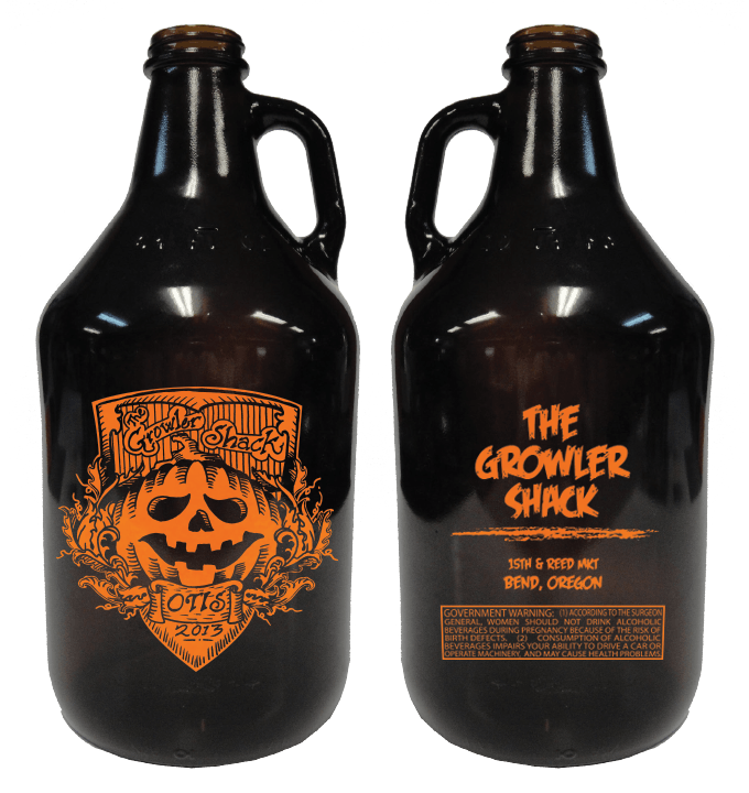 Government warning alcohol png. Oz amber growler