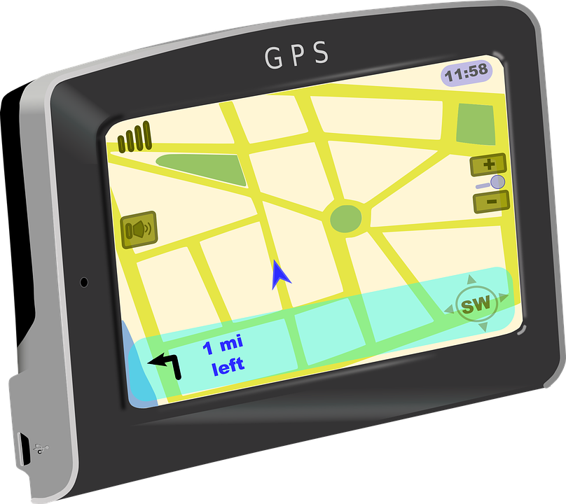 Gps clipart gps tracker. How a child can