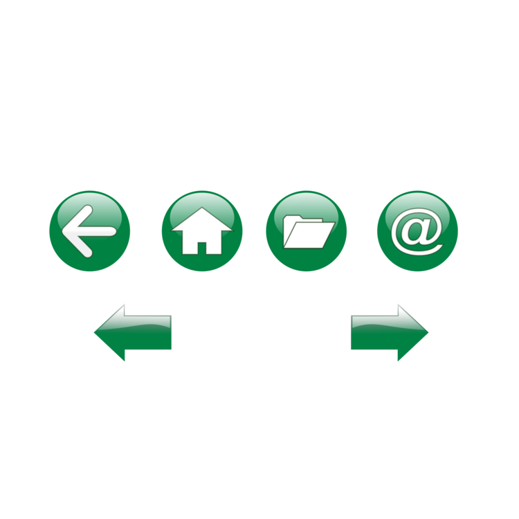 Free png navigation buttons. Gps systems button computer