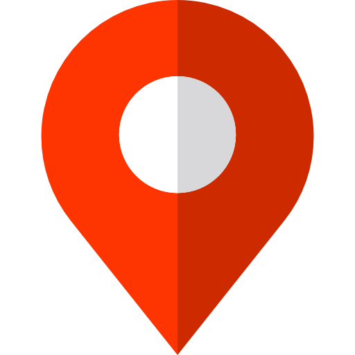 Gps icon png. Map pointer pin placeholder