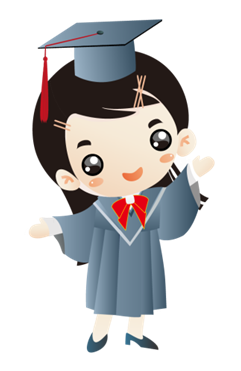 Graduate drawing charm. Escola formatura pinterest graduation